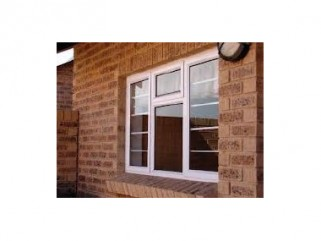 Windows with Burglar Bars