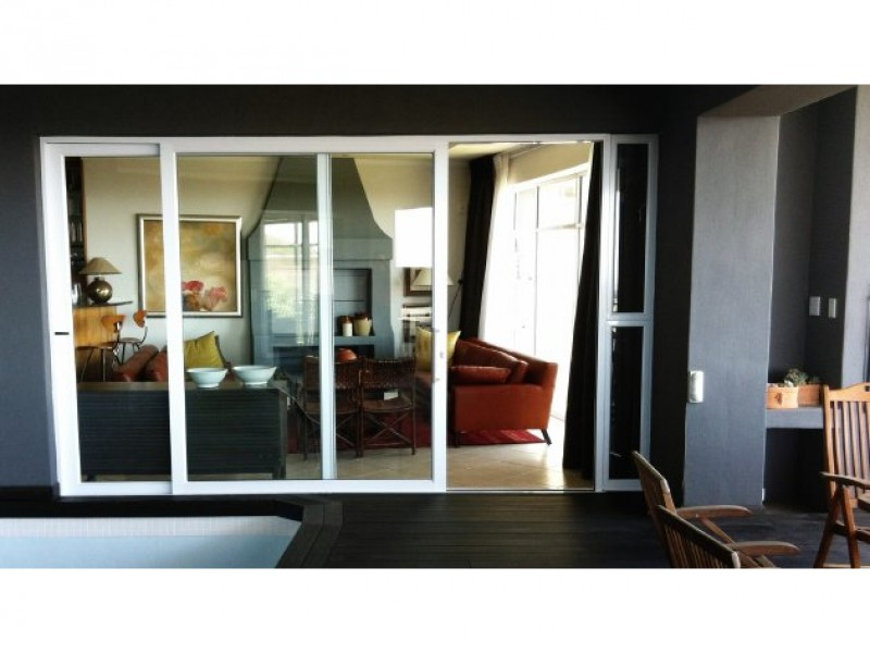 Anglo windows gallery for Multi track sliding glass doors